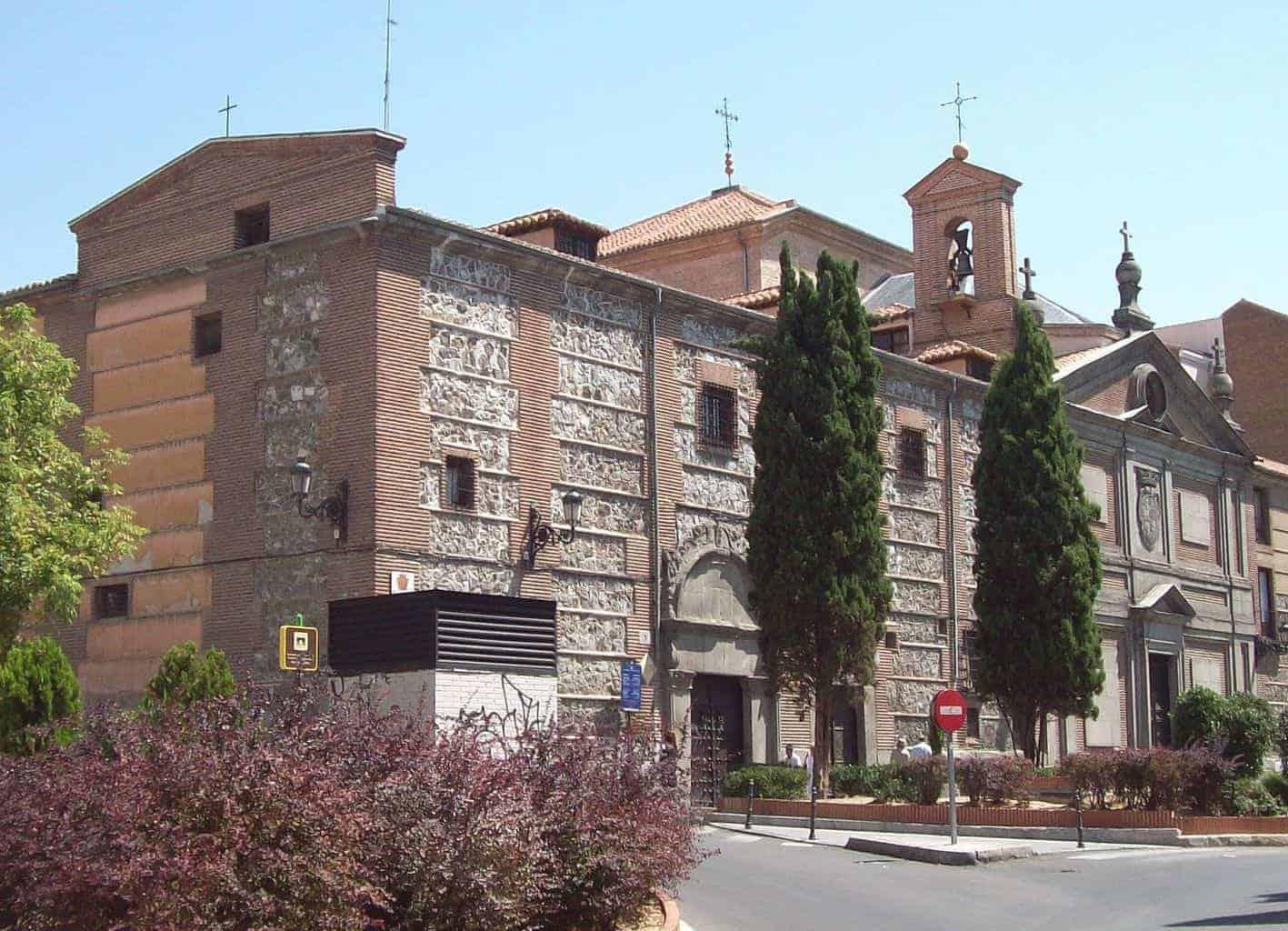 Monasterio,Descalzas,Reales,Madrid,Turismo,patrimonio,nacional