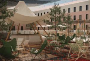 el cuartel,conde duque,terraza,moda,madrid,verano,2014,cine,gastronomía