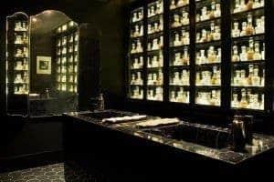 Random, restaurante,madrid,baño
