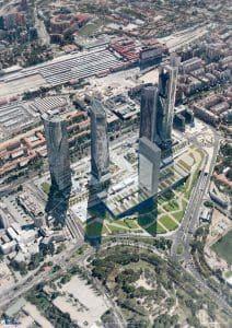Torre IE , la quinta torre, Madrid, rascacielos,villar mir, cuatro torres, instituto de empresa